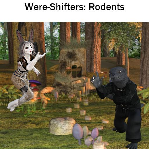 Were-Shifters: Rodent