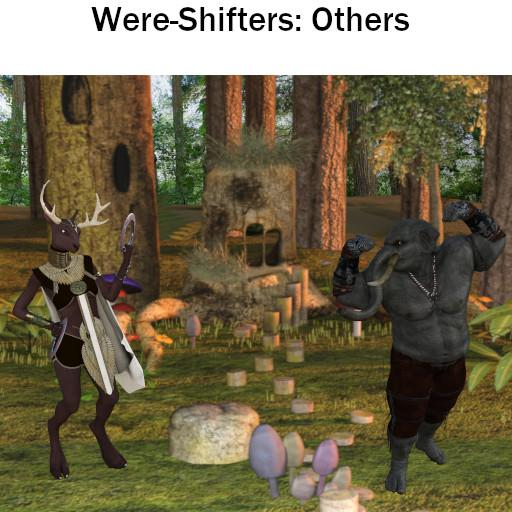 Were-Shifters: Others