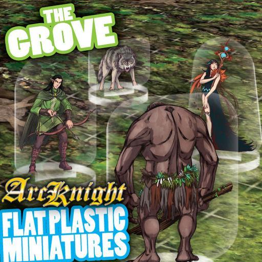 Arcknight Tokens - The Grove