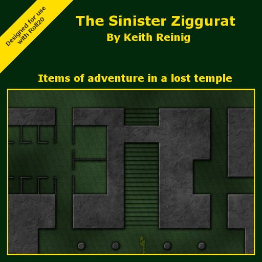 The Sinister Ziggurat