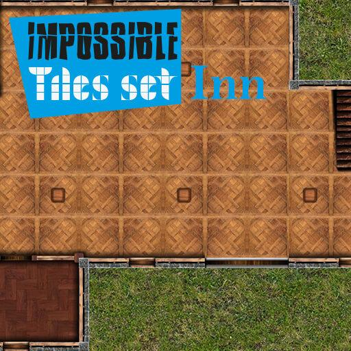 Impossible Tiles Set: Inn