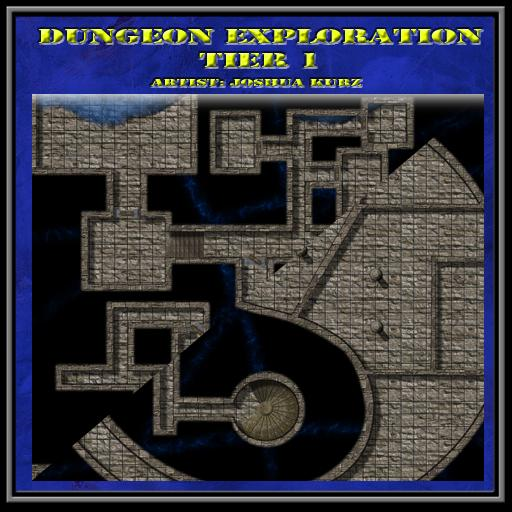 Dungeon Exploration Tier 1