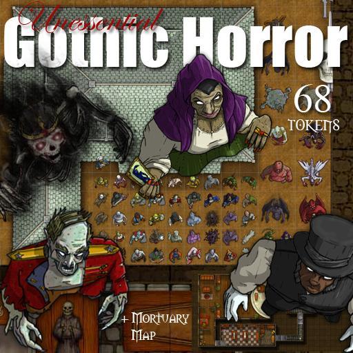 Unessential Gothic Horror