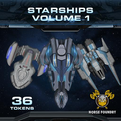 Starships Volume 1