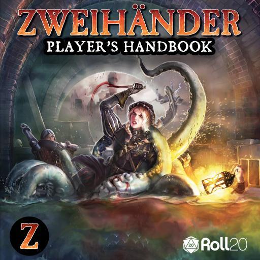 ZWEIHÄNDER RPG Player's Handbook