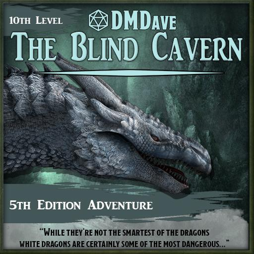 The Blind Cavern