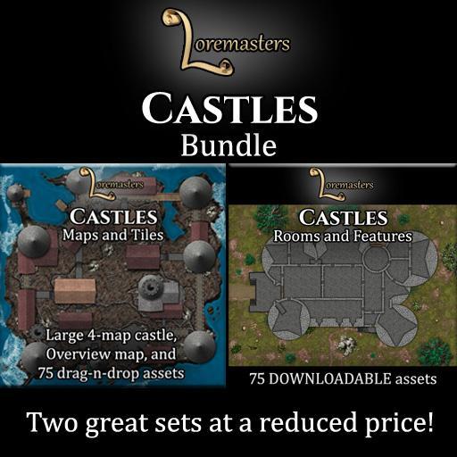 Castles Bundle