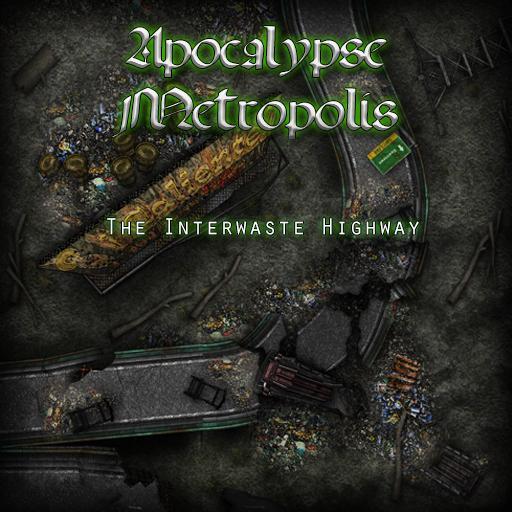 Apocalypse Metropolis: The Inter-Waste Highway