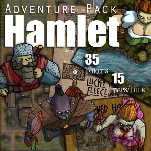 Adventure Pack - Hamlet