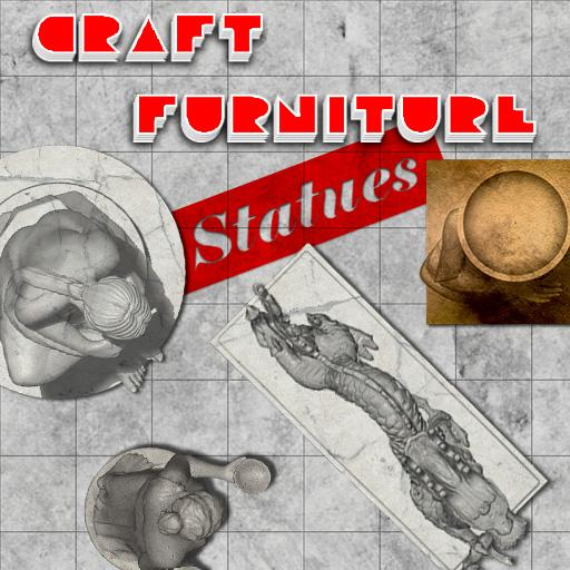 Craft Furniture: Statues