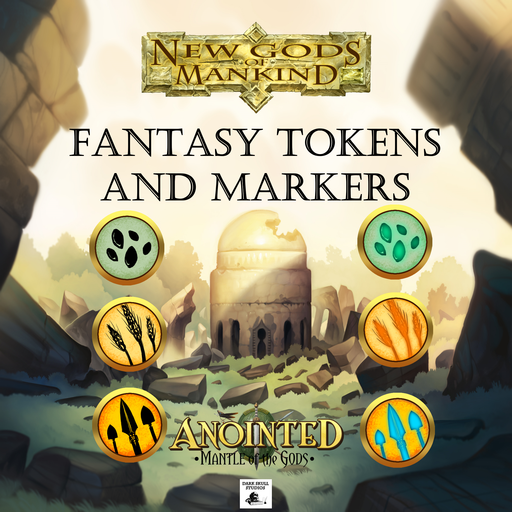 Fantasy Tokens and Markers
