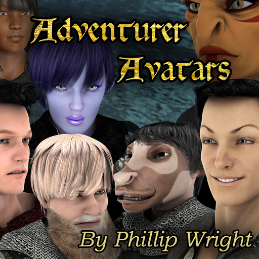 Adventurer Avatars
