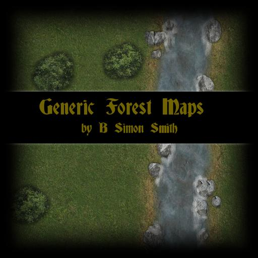 Generic Forest Maps
