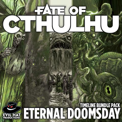 Fate of Cthulhu: Eternal Doomsday Bundle