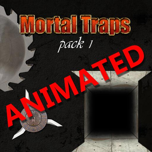 Mortal Trap Animated pack 1