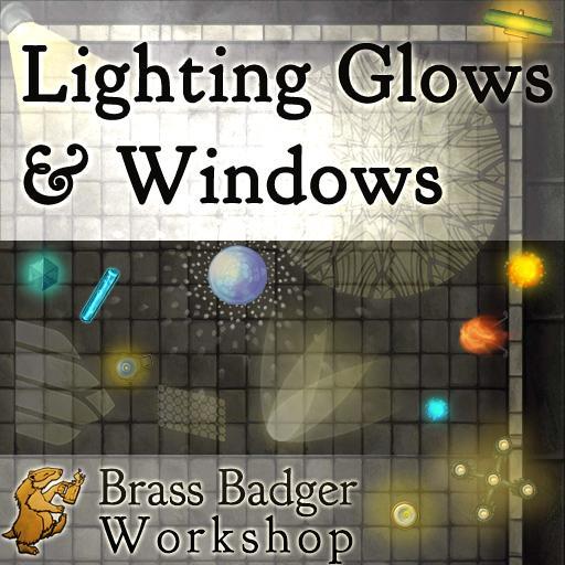 Lighting, Glows & Windows