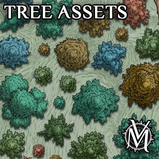 Tree Assets Pack