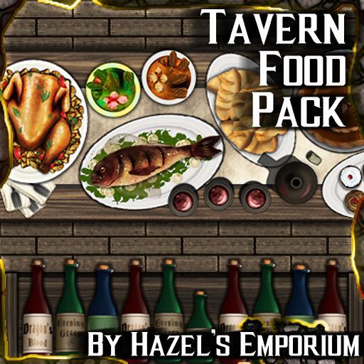 Tavern Food Pack
