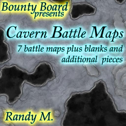 Cavern Battle Maps