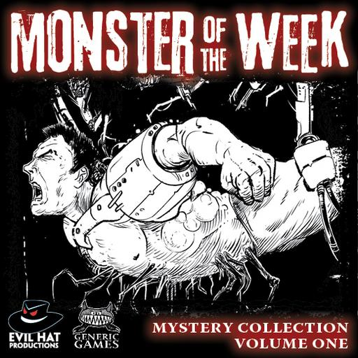 Monster of the Week Mystery Collection #1