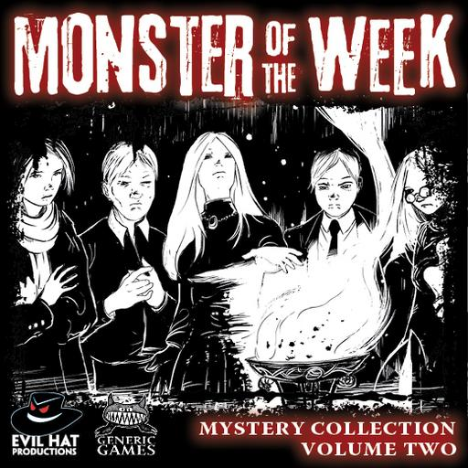 Monster of the Week Mystery Collection #2