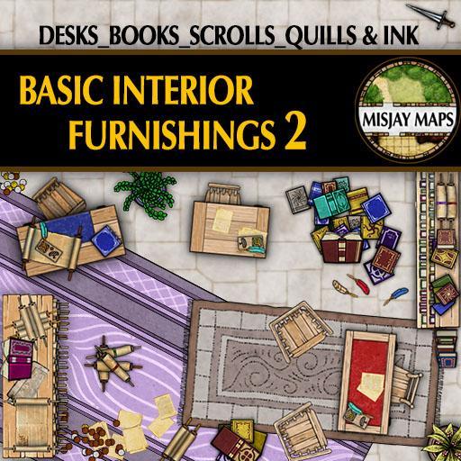 Basic Interior Furnishings 2