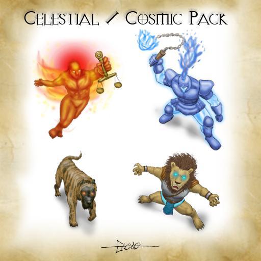 Celestial / Cosmic Pack