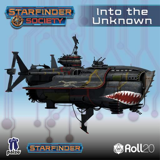 Starfinder Society Quest: Into the Unknown