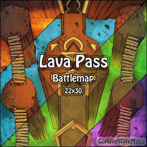 Lava Pass