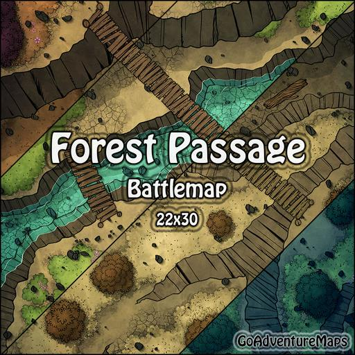 Forest Passage
