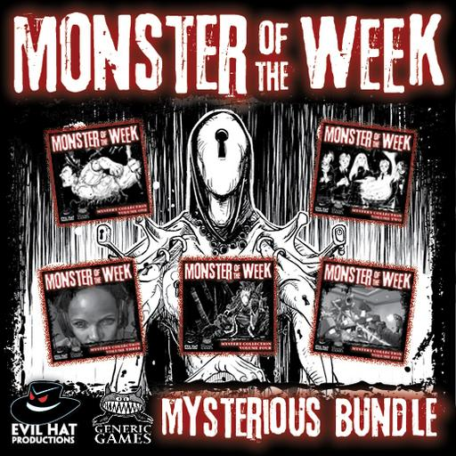 Monster of the Week Mystery Bundle