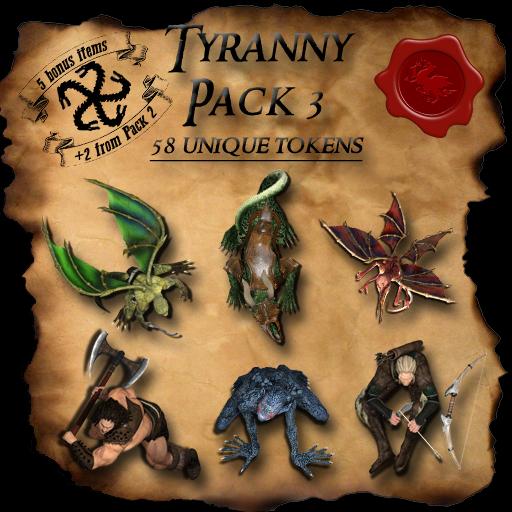 black dragons treasure chest