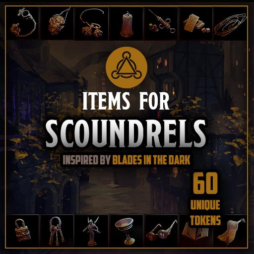 Items for Scoundrels