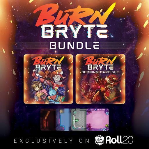 Burn Bryte Starter Bundle