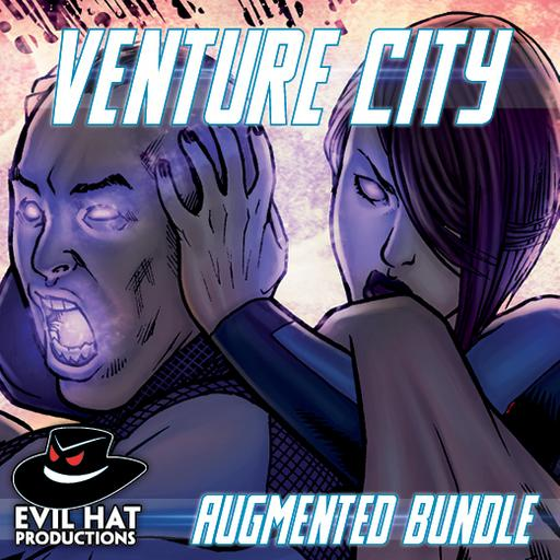 Venture City: Augmented Bundle