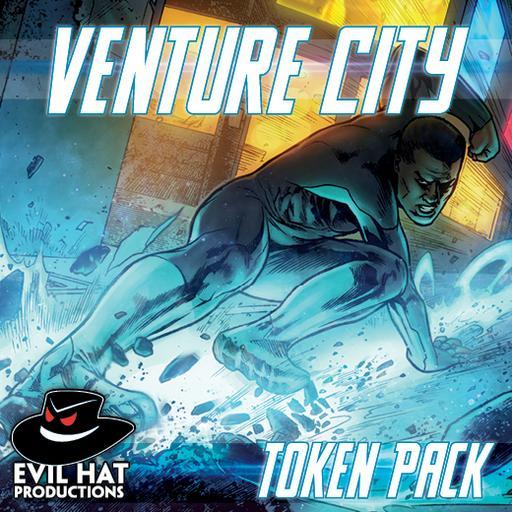 Venture City Token Pack