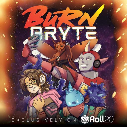 Burn Bryte Core Rulebook