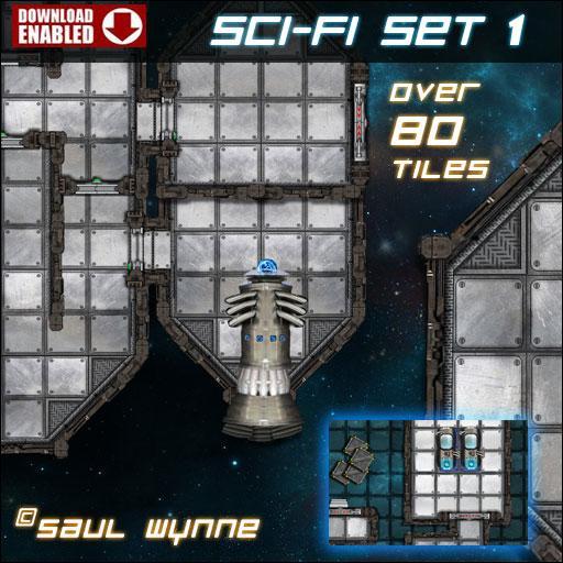 Sci-Fi Set 1