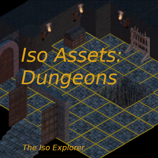 Iso Assets: Dungeons
