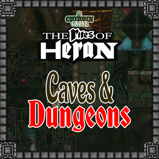 The Rites of Heran: Caves & Dungeons