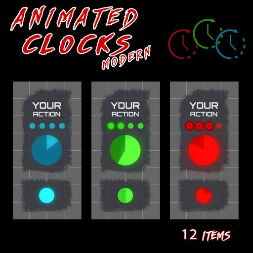 Animated Clocks 1.0