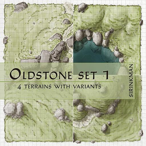 Oldstone set 1