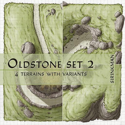 Oldstone set 2