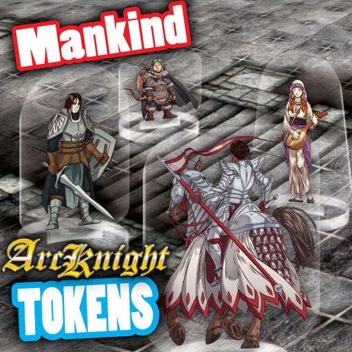 Arcknight Tokens - Mankind