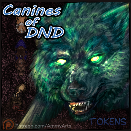 Canine Tokens