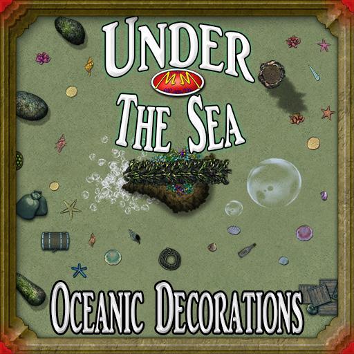Under the Sea - Oceanic Decorations