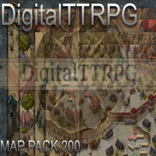 Map Pack 200