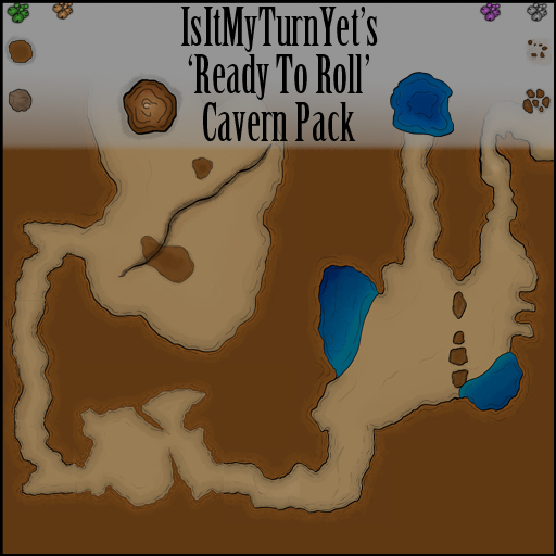 Ready to Roll Cavern Pack