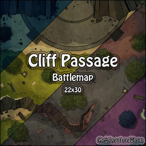 Cliff Passage