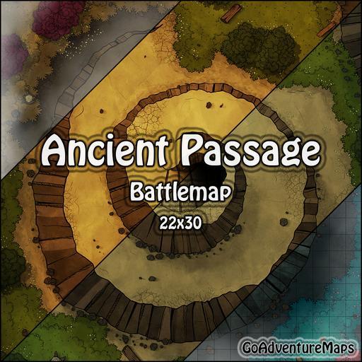 Ancient Passage